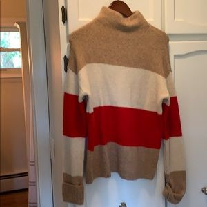 C&C striped sweater